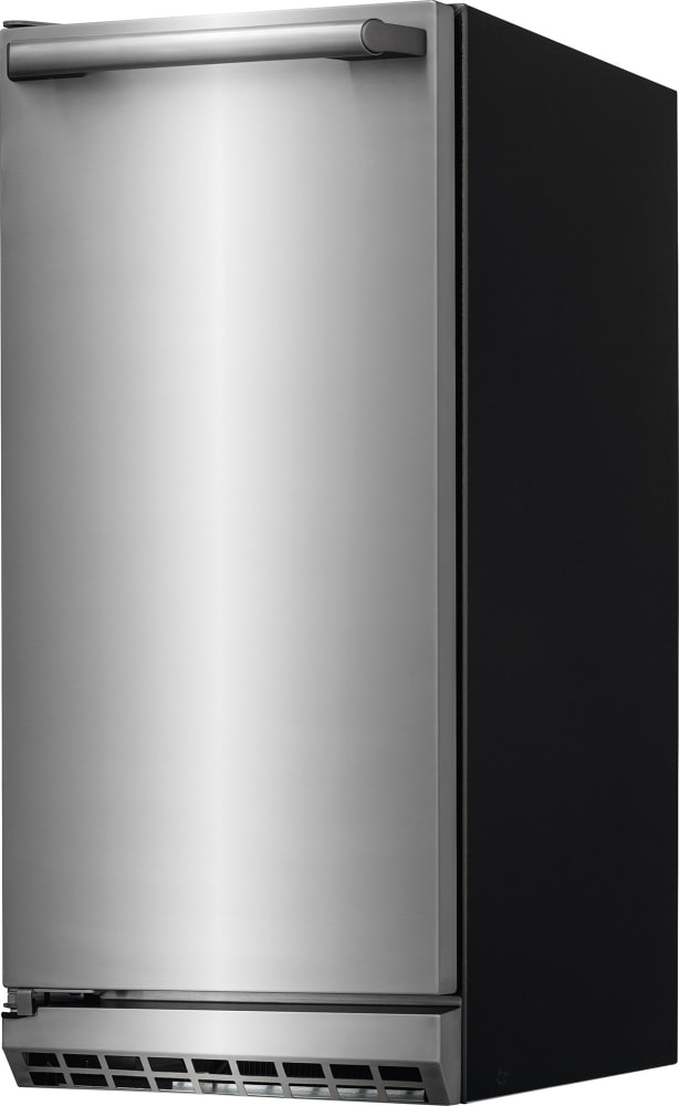 electrolux ur15im20rs 15 inch undercounter ice maker with. Black Bedroom Furniture Sets. Home Design Ideas