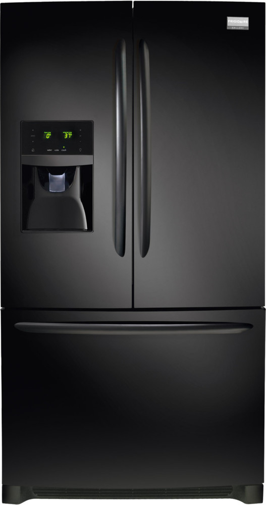 frigidaire fghb2866p 36 inch french door refrigerator with 27 8 cu ft capacity adjustable. Black Bedroom Furniture Sets. Home Design Ideas