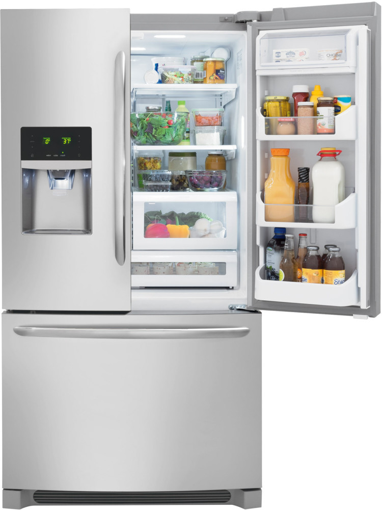 Mail In Rebate Offers >> Frigidaire FGHF2366PF 36 Inch French Door Refrigerator ...