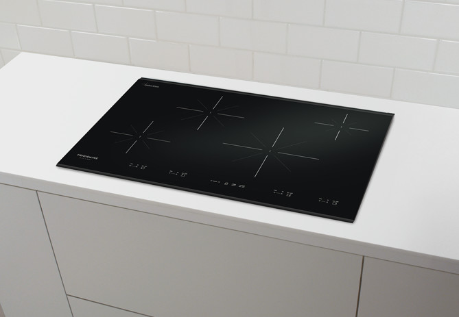 Frigidaire Fgic3067mb 30 Inch Induction Cooktop With 4