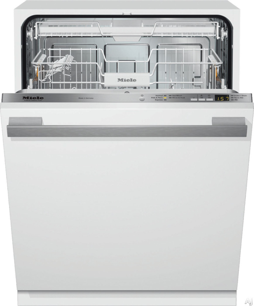 Miele G4970scvi Fully Integrated Dishwasher With 5 Wash