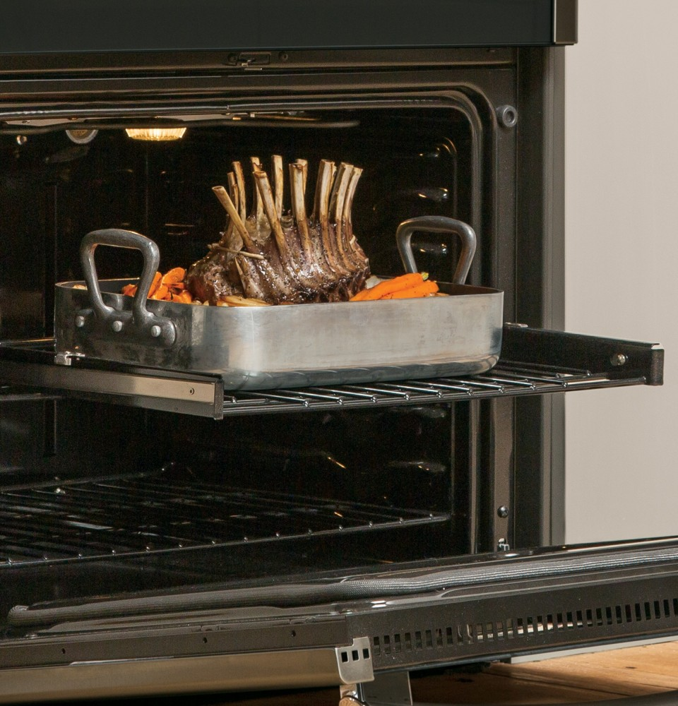 Ge Phs920sfss 30 Inch Slide In Induction Range With 5 3 Cu