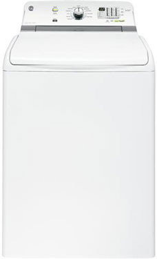 Ge Gtwn7450dww 28 Inch Top Load Washer With 4 6 Cu Ft