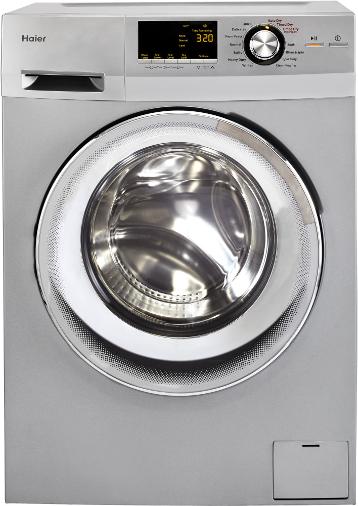 Haier Hlc1700axs 24 Inch Washer Dryer Combo With 2 0 Cu