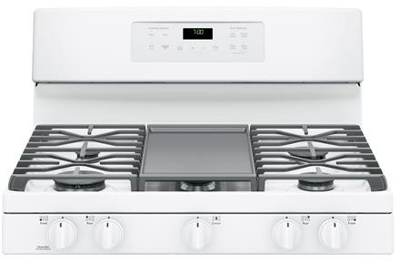 Ge Jgb700dejww 30 Inch Freestanding Gas Range With 5
