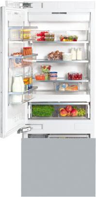 Miele Kf1903 36 Inch Built In Bottom Freezer Refrigerator