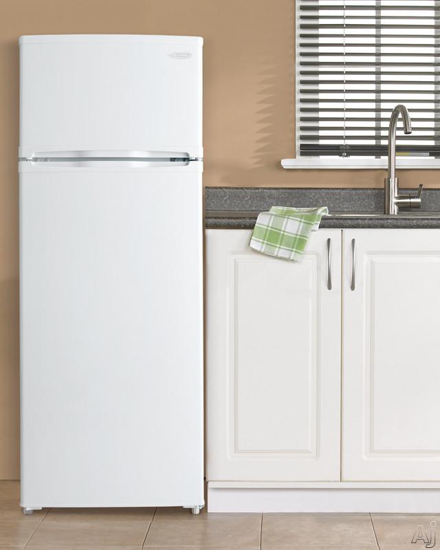 Danby Dpf074b1wdb 7 4 Cu Ft Counter Depth Top Freezer