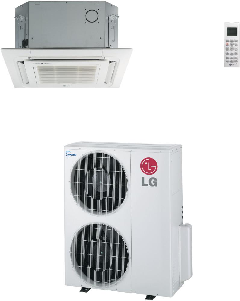 Lg Lc367hv 36 000 Btu Single Zone Ceiling Cassette