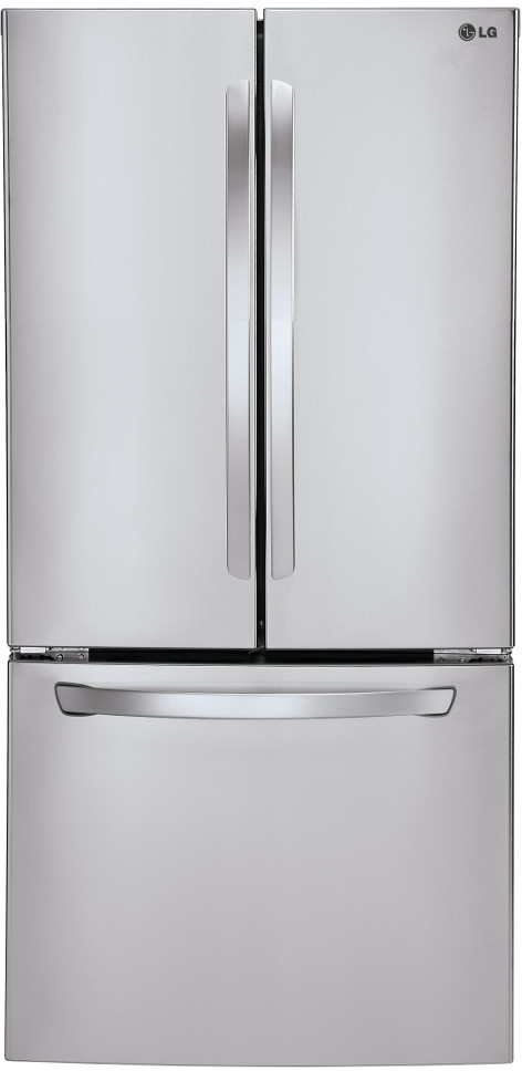 Lg Lfc24770st 33 Inch French Door Refrigerator With 23 6