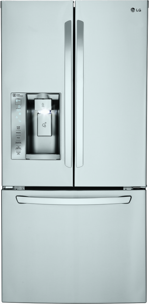 Lg Lfxs24623s 33 Inch French Door Refrigerator With 24 0