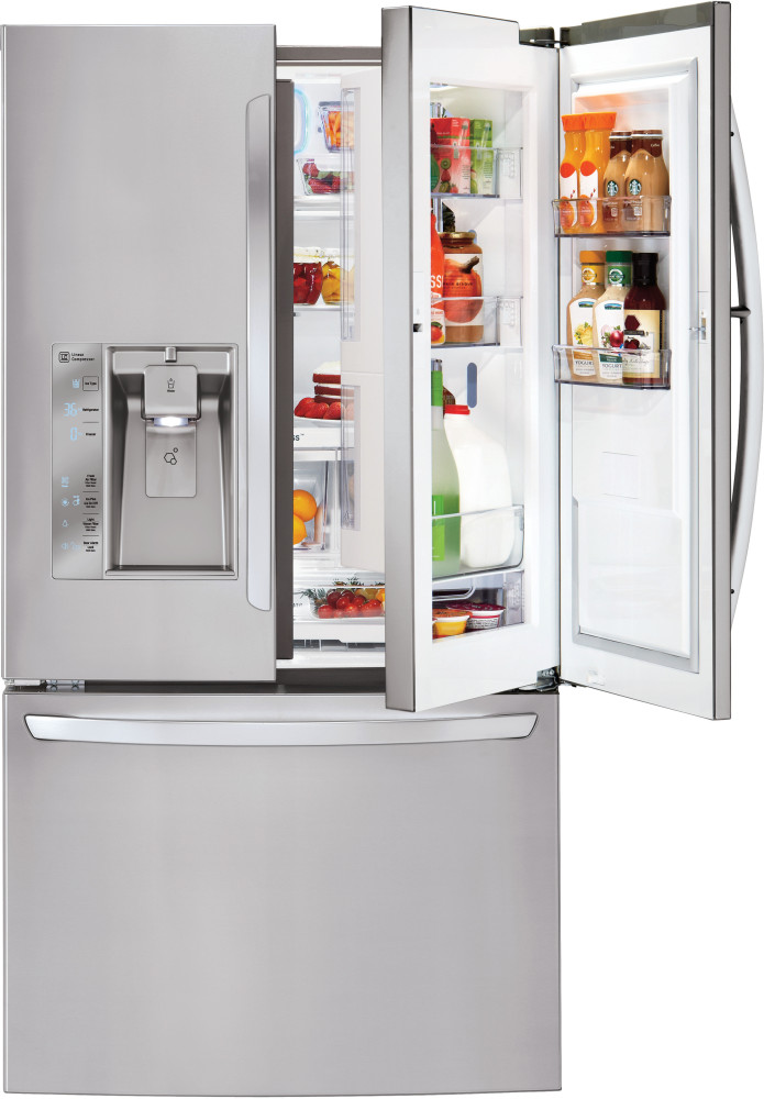 Lg Lfxs32766s 36 Inch French Door Refrigerator With 32 0