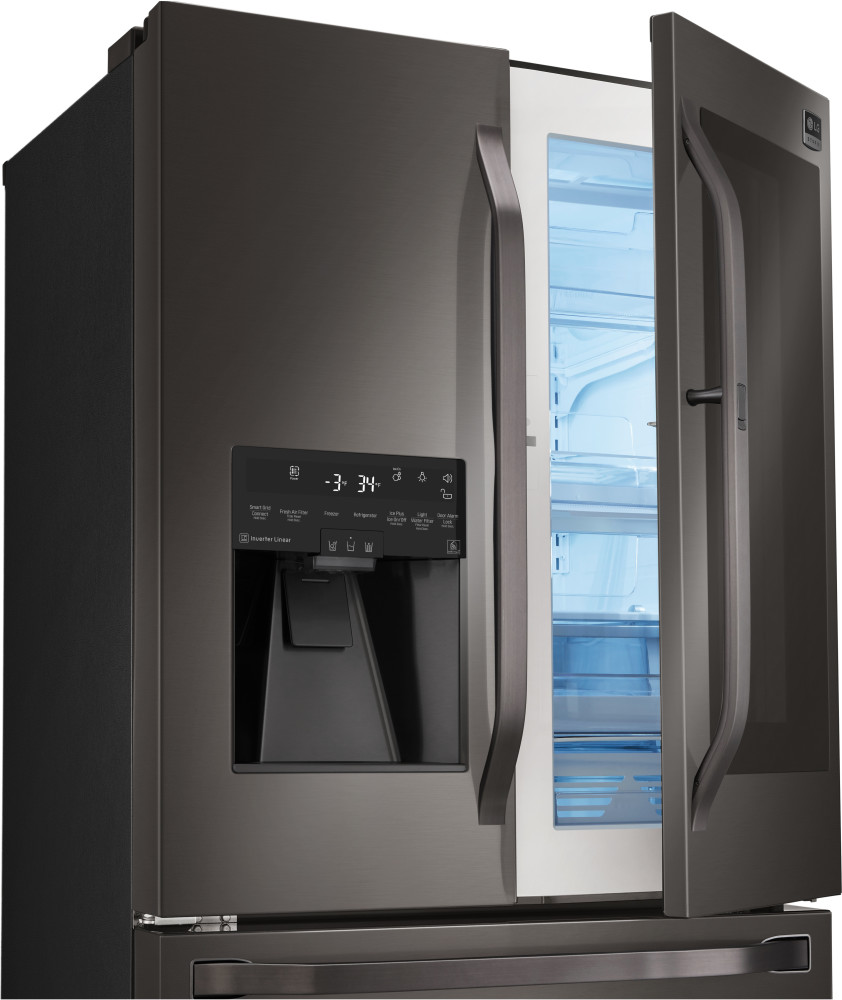 Lg Lsfxc2496d 36 Inch Counter Depth French Door