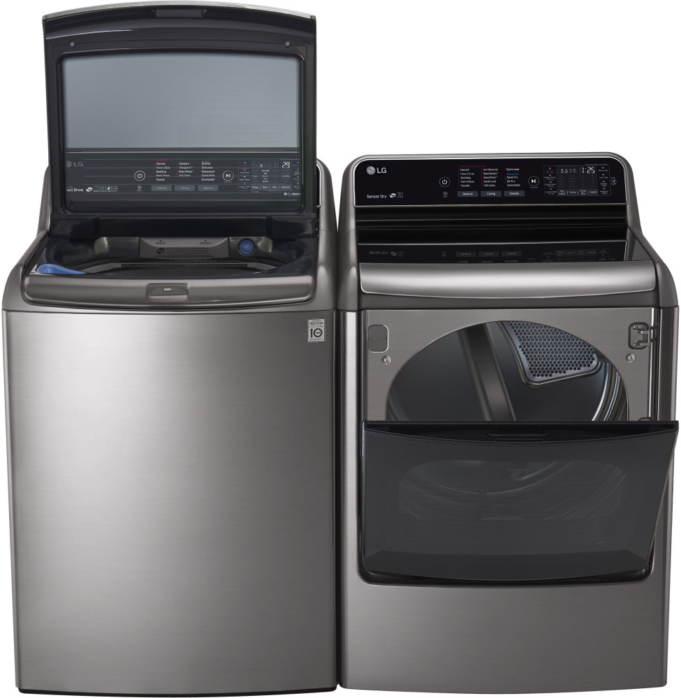 Lg Dlex7710ve 29 Inch Electric Dryer With 9 0 Cu Ft