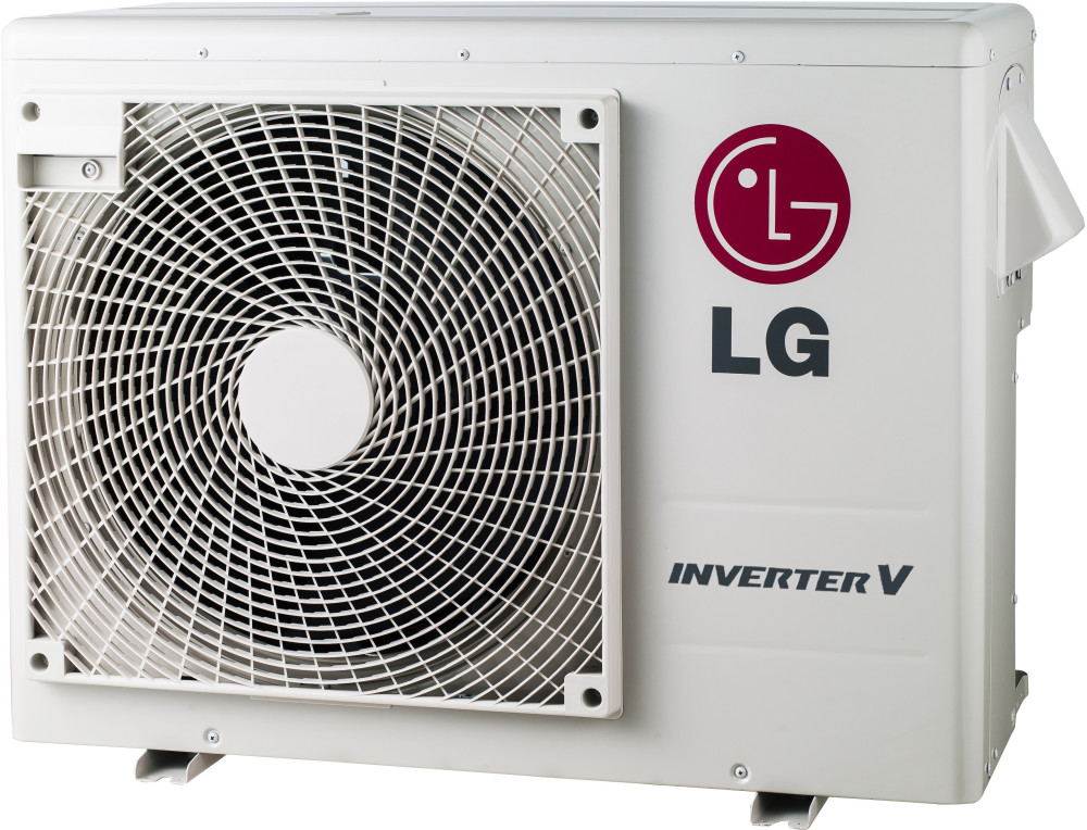Lg Lgacms18kb9 2 Room Mini Split Air Conditioning System