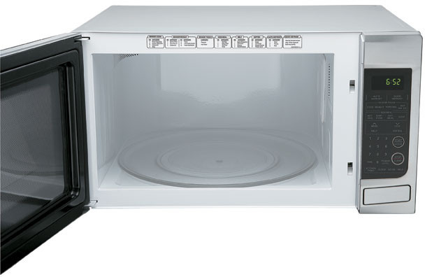 Lg Lrm2060st 2 0 Cu Ft Countertop Microwave With 1200