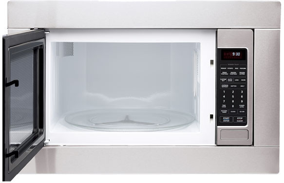 LG LSRM205ST 2.0 cu. ft. Countertop Microwave Oven with 1,200 Cooking ...