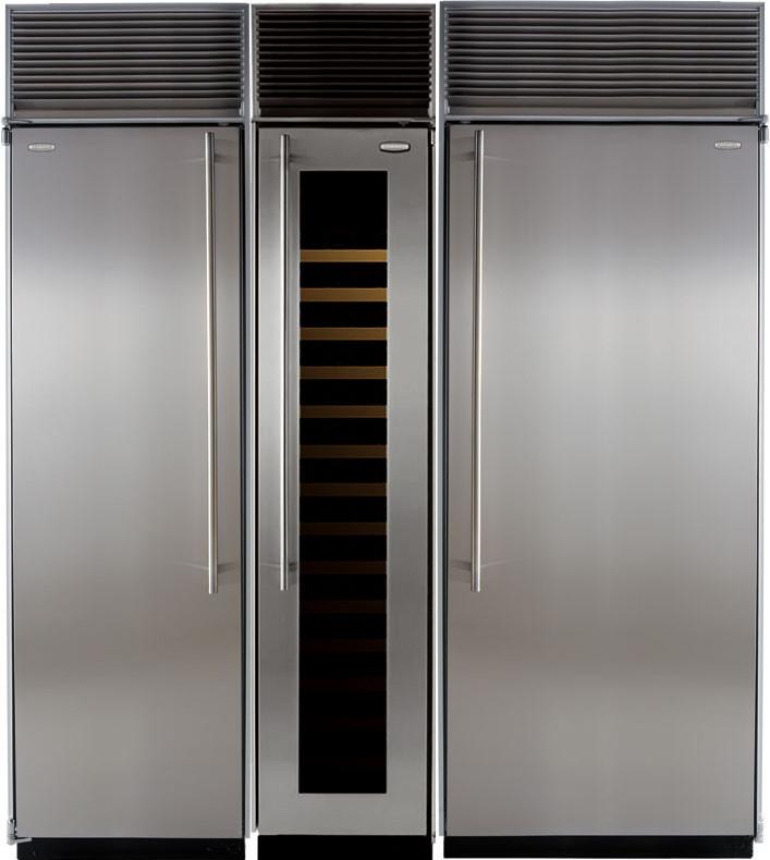 Marvel M72cfswrws 72 Inch Built In Refrigerator Freezer