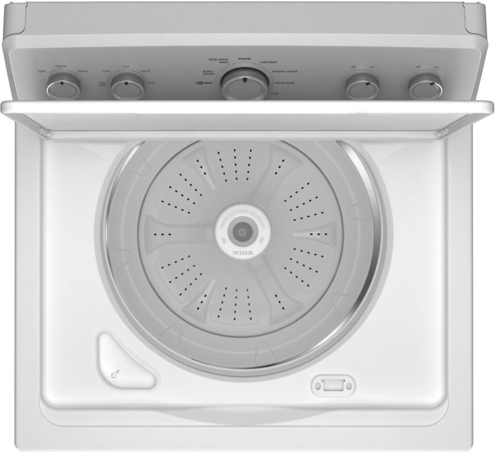 Maytag MVWC415EW 28 Inch 3.6 cu. ft. Top Load Washer with ...
