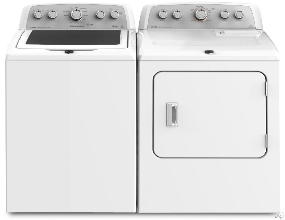 maytag mvwx600bw 27 inch top load washer with 3 8 cu ft capacity 12 wash cycles 800 rpm spin. Black Bedroom Furniture Sets. Home Design Ideas
