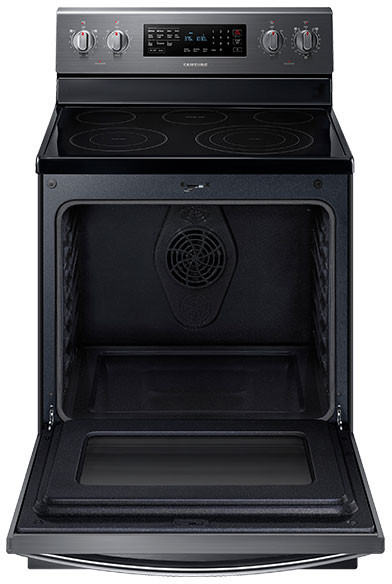 samsung ne59j7630sg 30 inch freestanding electric range with 5 9 cu ft true convection oven. Black Bedroom Furniture Sets. Home Design Ideas