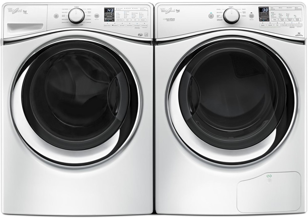 Whirlpool Wed99hedw 27 Inch 7 4 Cu Ft Ventless Electric