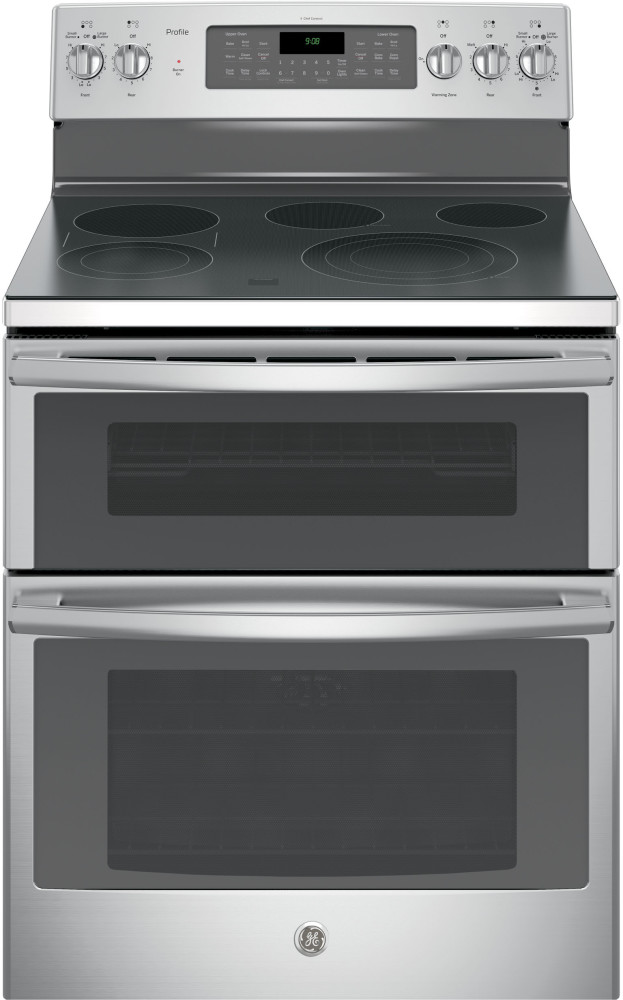Ge Pb980sjss 30 Inch Freestanding Double Oven Electric