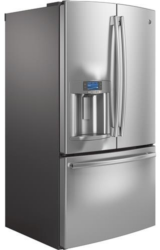 Ge Pfh28pshss 36 Inch French Door Refrigerator With 27 7