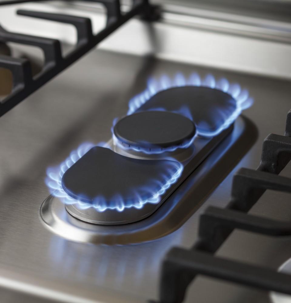 Ge Appliance Warranty >> GE PGB980ZEJSS 30 Inch Freestanding Double Oven Gas Range ...