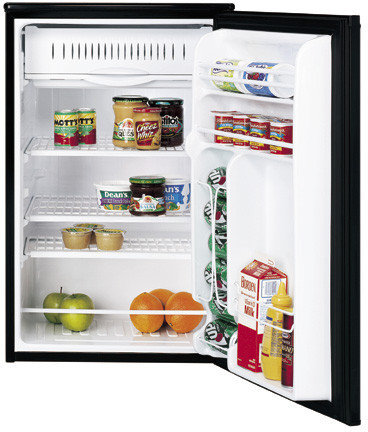 Ge Gmr04aambb 4 4 Cu Ft Compact Refrigerator With 3 Wire