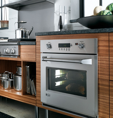 Monogram Zet1pmss 30 Inch Single Electric Wall Oven With 4
