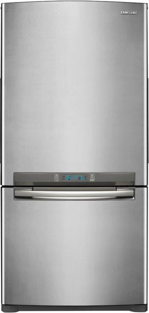 Samsung Rb217ab 21 0 Cu Ft Bottom Freezer Refrigerator