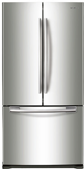Samsung Rf20hfenbsr 33 Inch French Door Refrigerator With