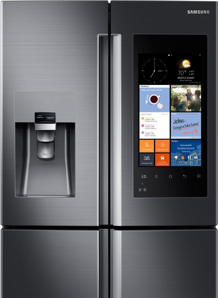 Samsung Rf22k9581sg 36 Inch Counter Depth 4 Door