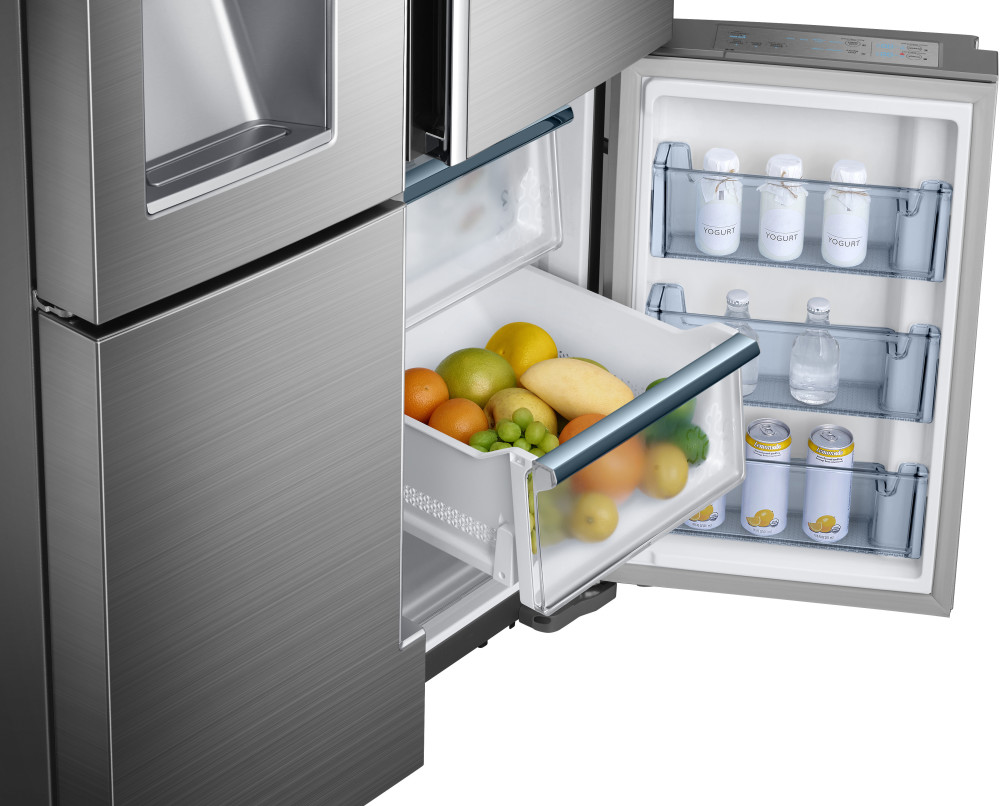 Samsung Rf24j9960s4 36 Inch French Door Refrigerator With