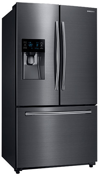 Samsung Rf263beaesg 36 Inch French Door Refrigerator With