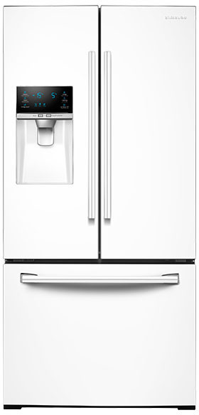 Samsung Rf26j7500ww 33 Inch French Door Refrigerator With