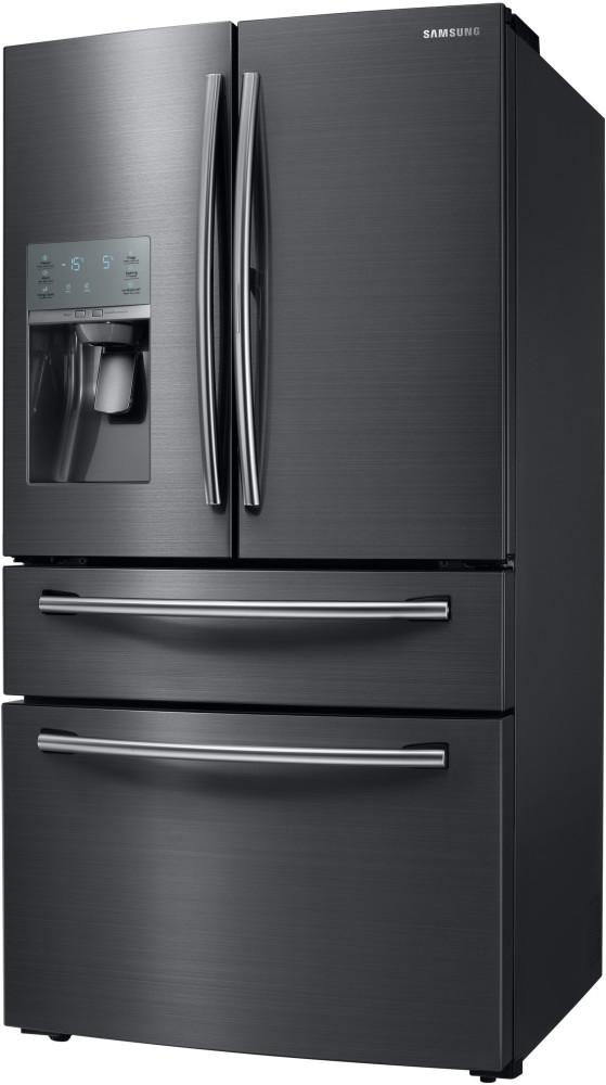 Samsung Rf28jbedbsg 36 Inch French Door Refrigerator With