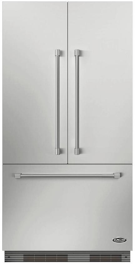 Dcs Rs36a72jc1 36 Inch Built In French Door Refrigerator