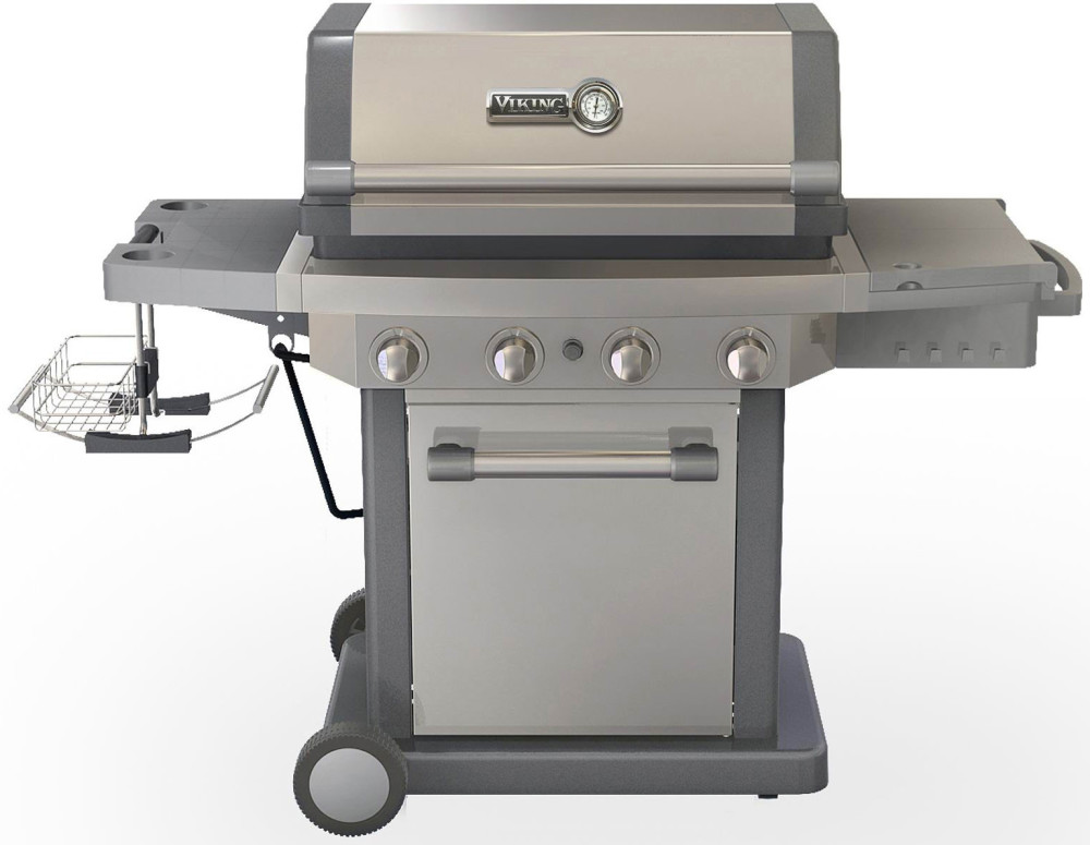 Viking Rvbq130ss 58 Inch Freestanding Lp Gas Grill With