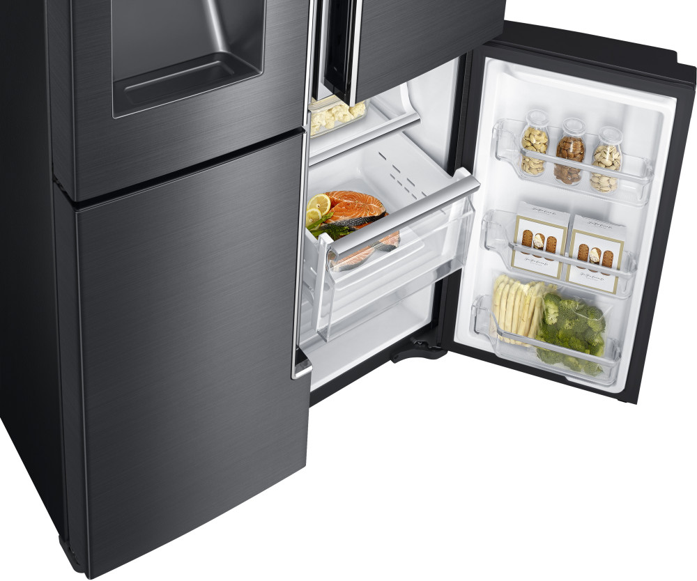 samsung rf23j9011sg 36 inch counter depth french door refrigerator with 22 5 cu ft capacity 5. Black Bedroom Furniture Sets. Home Design Ideas