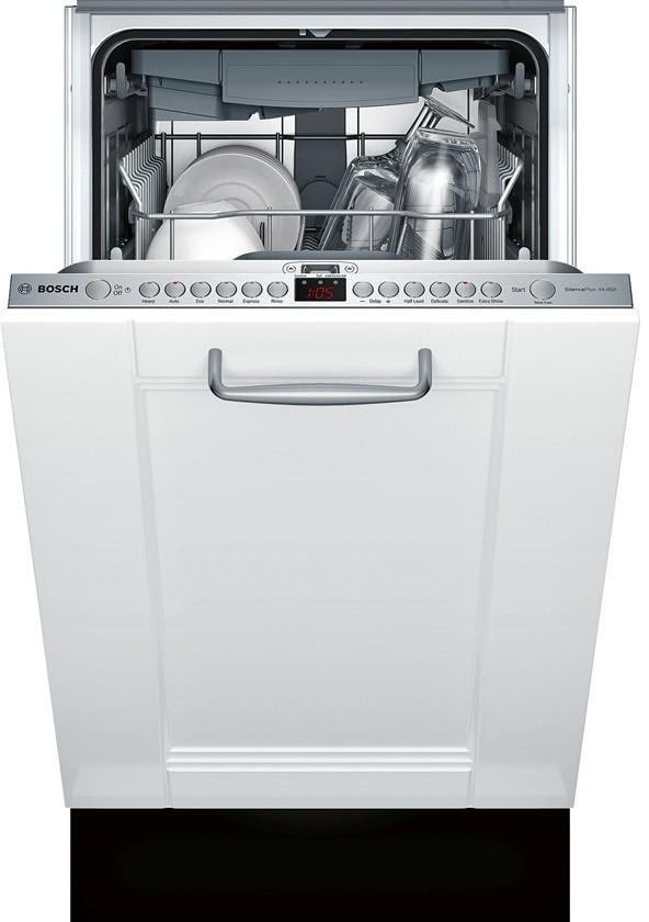 Bosch Spv68u53uc 18 Inch Fully Integrated Dishwasher With