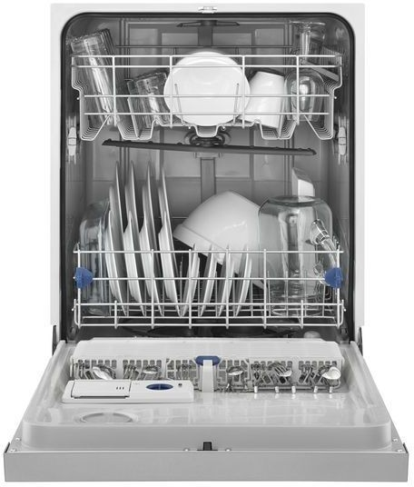 how to start whirlpool dishwasher