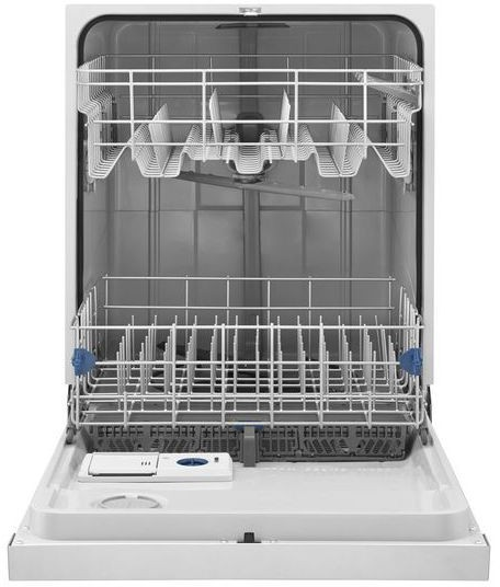 Whirlpool Wdf540padw Full Console Dishwasher With 5 Wash