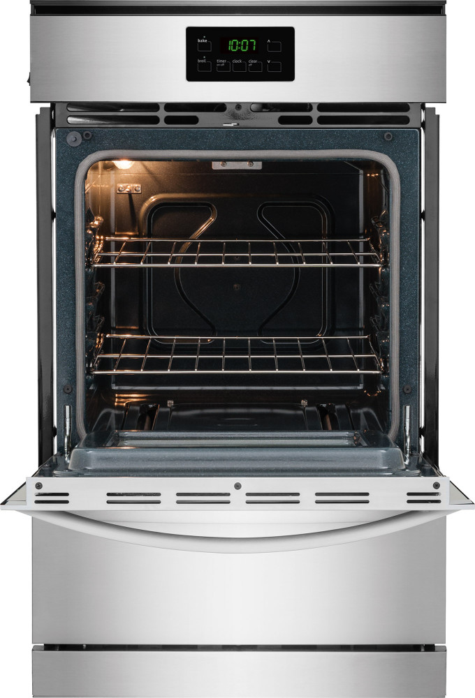 Frigidaire Ffgw2415qs 24 Inch Single Gas Wall Oven With 3