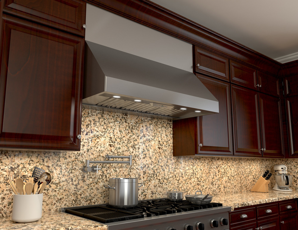 Zephyr Ak7536bs Pro Style Wall Mount Canopy Hood With 650