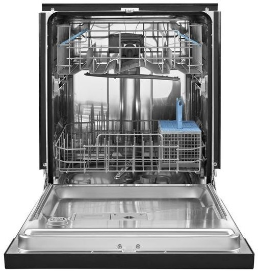 Whirlpool Stainless Dishwasher Console Heated
