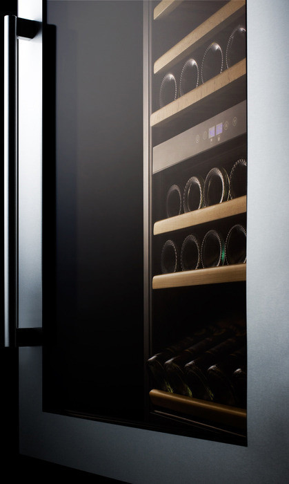 Summit Vc60d 24 Inch Fully Integrated Dual Zone Wine