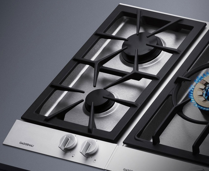 Gaggenau Vg232214ca 12 Inch Gas Modular Cooktop With 2