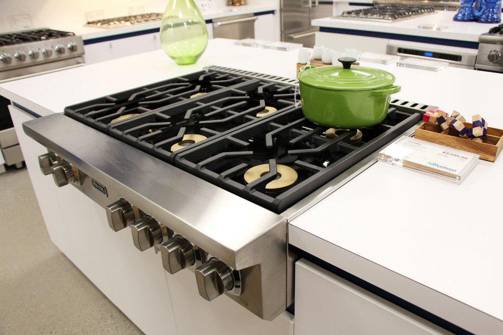 Viking Vgrt7366bss 36 Inch Pro Style Gas Rangetop With 6