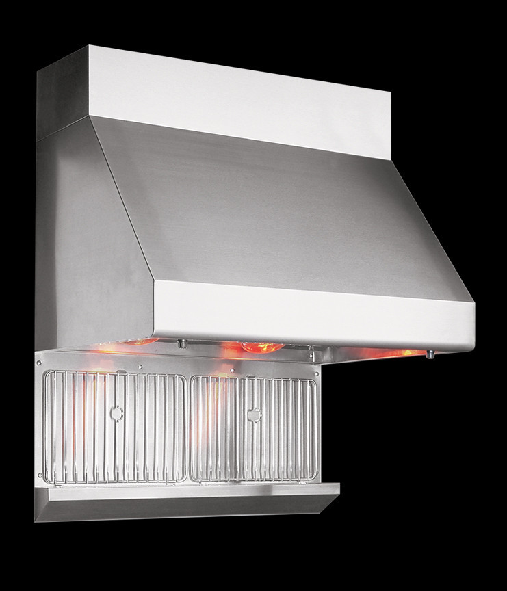 Vent A Hood Ws030ss Warming Shelf Assembly With Stainless